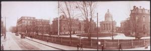 Boston City Hospital.